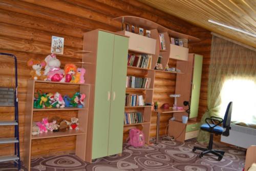 Сборка детской комнаты