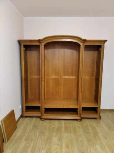 Сборка антикварного шкафа