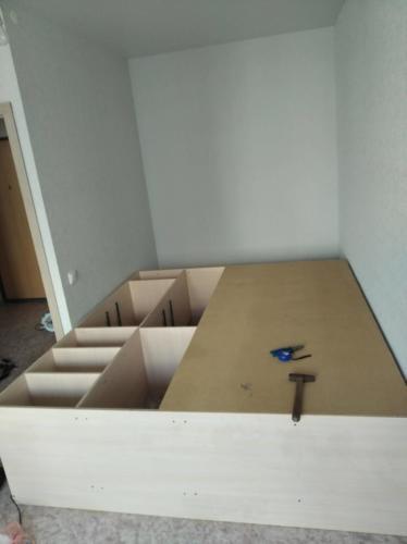 Сборка шкафа-купе 7